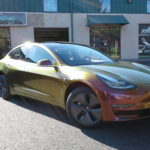 Tesla in oil wash 2