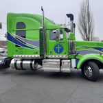 fred strong custom truck